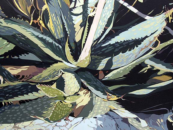"Nanci Blair Closson - ""La Lomita Agave"""